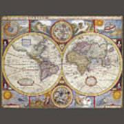The Known World Art Print