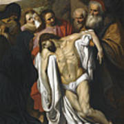 The Lamentation Art Print