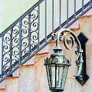 The Lamp Art Print