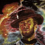 The Last Gunslinger Art Print
