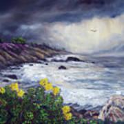 The Last Storm Art Print