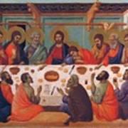 The Last Supper 1311 Art Print