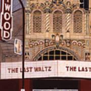 The Last Waltz Art Print