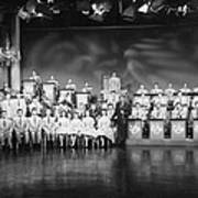 The Lawrence Welk Show Art Print