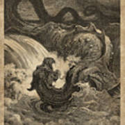 The Leviathan Art Print