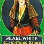The Lightning Raider Art Print