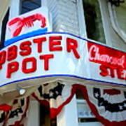 The Lobster Pot #1 Art Print