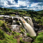 The Loup Of Fintry Art Print