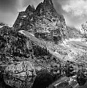 The Majesty Of Mountains Art Print