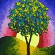 The Maple Tree Art Print