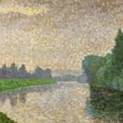 The Marne At Dawn Art Print