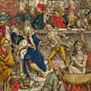 The Martyrdom Of St John Art Print