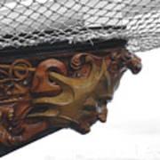 The Mast Head Art Print