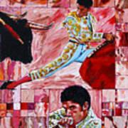 The Matador Art Print
