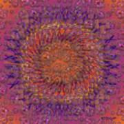 The Meditation Of Souls Art Print