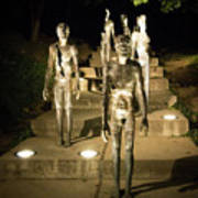 The Memorial To The Victims Of Communism Art Print