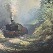 The Merthyr Tunnel Art Print
