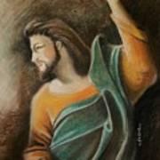 The Messiah Art Print by Scott Easom