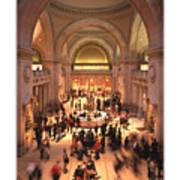 The Metropolitan Museum Of Art Art Print