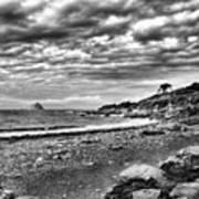 The Mewstone, Wembury Bay, Devon #view Art Print