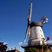 The Mill At Dybbol Art Print