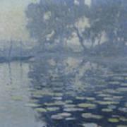 The Mill Pond Art Print