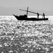 The Minimum Trawl  Art Print
