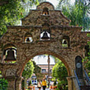 The Mission Inn Entrance Art Print
