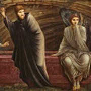 The Morning Of The Resurrection Art Print