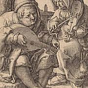 The Musicians Art Print