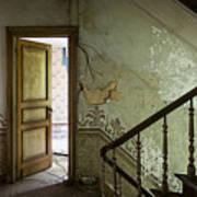 The Mystery Room - Urban Decay Art Print