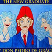 The New Graduate Art Print