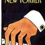 The New Yorker Cover - February 10th, 1992 Art Print
