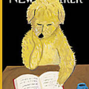 The New Yorker Cover - February 1, 1999 Art Print