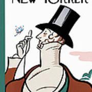 New Yorker February 21st, 1925 Art Print