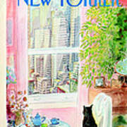 New Yorker March 1, 1982 Art Print