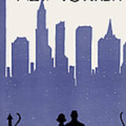 The New Yorker Cover - March 21st, 1925 Art Print