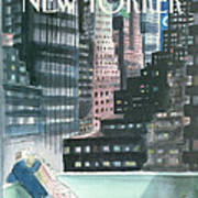 The New Yorker Cover - May 30th, 1988 Art Print