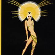 The New Yorker Cover - September 19th, 1925 Art Print
