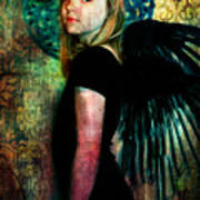 The Night Angel Art Print