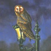 The Night Watch Print by Jeff Brimley