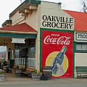 The Oakville Grocery Art Print
