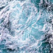 The Oceans Atmosphere Art Print