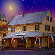 The Old Country Store Art Print