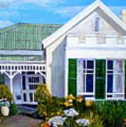 The Old Farm House Art Print