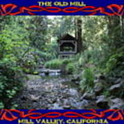 The Old Mill 2 Art Print