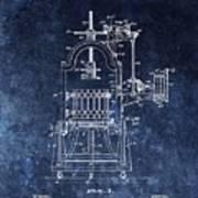 The Old Wine Press Art Print