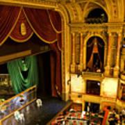 The Opera House Of Budapest Art Print