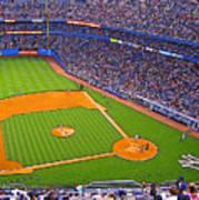 The Original Yankee Stadium Art Print