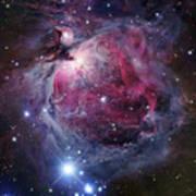 The Orion Nebula Art Print by Robert Gendler